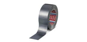 Gewebeband Allzweck silbergrau TESA 04613-00037-00 48mm x50m Produktbild