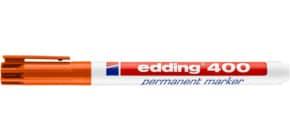 Permanentmarker orange EDDING 400-006 1mm Produktbild