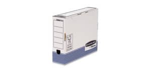 Archivbox Prima blau FELLOWES FW0026401 R-Kive Produktbild