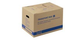 Transportbox L braun TIDYPAC 30000925 50x35x35,5cm Produktbild