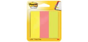 PageMarker 25x76mm Neonfarben POST IT 671-3 3x100 Blatt Produktbild