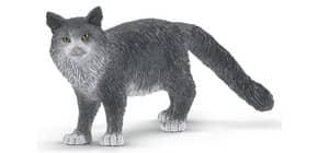 Spielzeugfigur Maine-Coon Katze SCHLEICH 13893 Produktbild