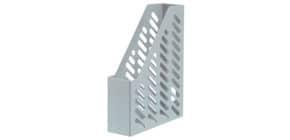Stehsammler A4 grau HAN 1601-11 Plastikgitter 76mm Produktbild