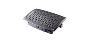 Fußstütze Klima schwarz Temperaturkontrolle 230v Produktbild