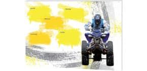 Schreibunterlage Young Action RNK 46636 60x42cm/30BL Produktbild
