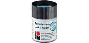 Serviettentechniklack & Kleber MARABU 1140 13 843 matt 250ml Produktbild