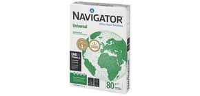 Kopierpapier A4 80g 500Bl weiß NAVIGATOR Universal 8247A80S Produktbild