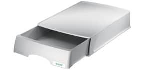 Briefkorb A4 plus grau LEITZ 5210-00-85 m.Schublade Produktbild