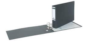 Ordner Pappe A3 quer schwarz LEITZ 10730000 80mm Produktbild