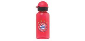 Trinkflasche 0.4l rot FCBAYERN 23394 Produktbild