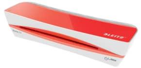 Laminator iLAM Home A4 rot LEITZ 7366-00-24 Produktbild