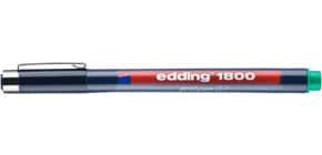 Pigmentliner Profipen grün EDDING 4180007004 0,7mm Produktbild