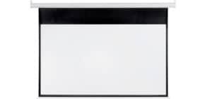 Projektionsleinwand elektrisch 16:9 FRANKEN LWE22014 200x113cm Produktbild