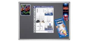 Filztafel 90x180cm silbergr FRANKEN PT830712 Produktbild