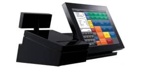 Registrierkassensystem CASIO V-R200-BD-KC ohne Progr. Produktbild