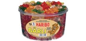 Gummibärchen Bärli HARIBO 4161716 150ST Produktbild
