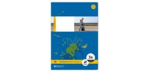 Heft A4 16BL Lin3R URSUS BASIC 040416333 80g Produktbild