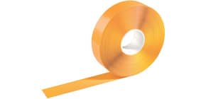 Warnmarkierungsband 50mm x30m gelb DURABLE 1725 04 DURALINE Produktbild