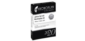 Wochenplan Jahresset A5 2020 CHRONOPLAN 50290 RR Produktbild