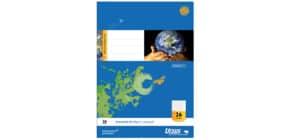 Heft A4 16BL Lin26 URSUS BASIC 040416026 80g Produktbild