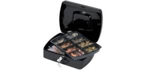 Geldkassette Gr. 3 schwarz Q-CONNECT KF02603/145321X Produktbild