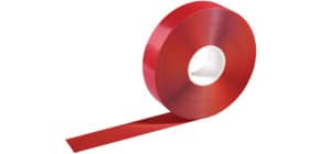 Warnmarkierungsband 50mm x30m rot DURABLE 1725 03 DURALINE Produktbild