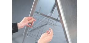 Einhängekorb für A4 verchrom FRANKEN BSAP Produktbild