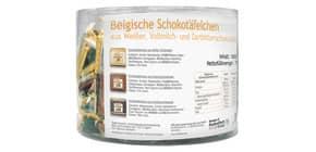 Belgische Schokoladentäfelchen 165ST HELLMA 60114424 Produktbild