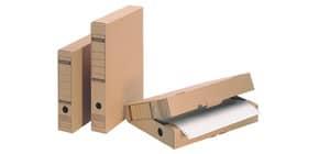 Archivbox für A4 LEITZ 6084-00-00 7x32,5x26,5cm Produktbild