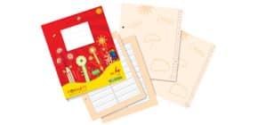 Ringbuch Quart 2R 20mm Wörter FORMATI 065551054 W4Set Produktbild