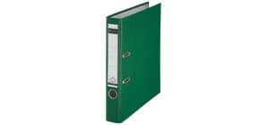Ordner Plastik A4 5cm grün LEITZ 1015-50-55 Produktbild