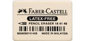Kautschukradierer FABER CASTELL 184140 7041-40 Produktbild