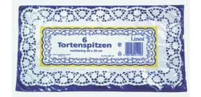 Tortenspitzen 20x40cm ws 3901100628 BT 6ST Produktbild
