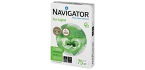 Kopierpapier A4 75g 500Bl weiß NAVIGATOR Eco-Logical 82467A75S Produktbild