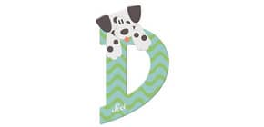 Tierbuchstaben 10cm Dalmatiner TRUDI SEVI 83004/81604 Produktbild