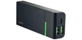 Ladegerät USB High-Speed schwarz LEITZ 6312-00-95 Complete Produktbild