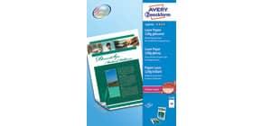 Laserpapier Colour A4 200Bl ws ZWECKFORM 1198 120g glossy Produktbild