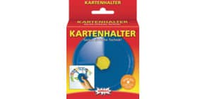 Kartenhalter blau AMIGO 04921 Produktbild