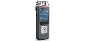 Diktiergerät Digital Voice Tracer anthr. PHILIPS DVT6110 8GB Produktbild