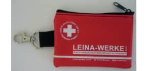 Beatmungshilfe im Schlüsselanhänger rot LEINA-WERKE 43156 Produktbild