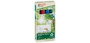 Whiteboardmarker EcoLine EDDING 29-4S 4St. Produktbild