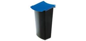 Papierk.Abfalleinsatz schwarz/blau HAN 1843-14 3l Mondo Produktbild