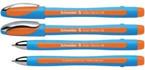 Kugelschreiber Slider Memo XB orange SCHNEIDER 150206 0,7mm Produktbild