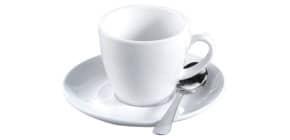 Kaffeetasse Espresso + Unterteller 433-214 6 Stück-0,1Lt Produktbild