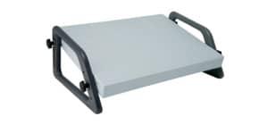 Fussstütze Relax lichtgrau WEDO 275 1 höhenverstellbar Produktbild
