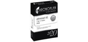 Ersatzkalendarium A5 2020 CHRONOPLAN 50200 RR Jahresset Produktbild