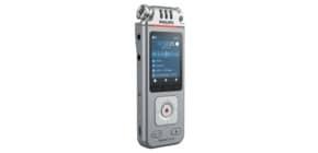 Diktiergerät Digital Voice Tracer silber PHILIPS DVT4110 8GB Produktbild