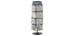 Thekenständer leer matt silber HERMA 7956 gratis nur b.320Bk Produktbild
