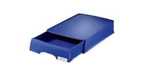 Briefkorb A4 plus blau LEITZ 5210-00-35 m.Schublade Produktbild