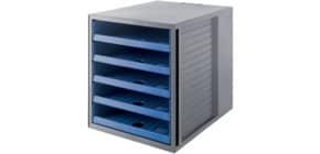 Schubladenbox Karma blau HAN 14018-16 Produktbild